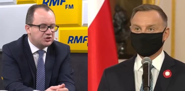 Estoński dziennikarz pyta o Bodnara. Prezydent: Nigdy nie powinien być RPO - zdjęcie