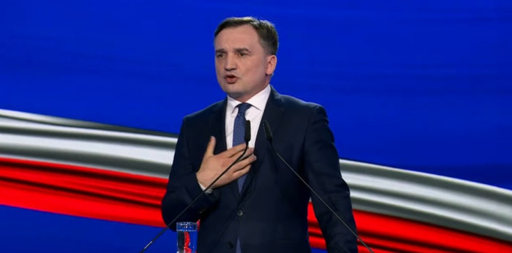 Zbigniew Ziobro: My nie tylko mówimy, ale podejmujemy konkretne zmiany - zdjęcie