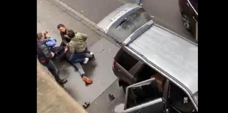 Niemcy. Samochód staranował pieszych. Są ofiary śmiertelne - zdjęcie