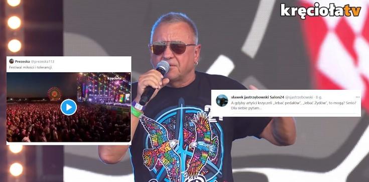 Skandal! Owsiak broni języka nienawiści na swoim festiwalu  - zdjęcie