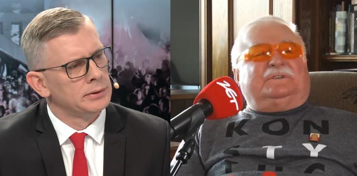 Skandal! Cenckiewicz wygrywa proces, ale Wałęsa nie poniesie kary? - zdjęcie