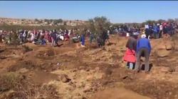 Prawdziwa ,,gorączka złota'' w RPA. Pasterz znalazł ogromny diament - miniaturka