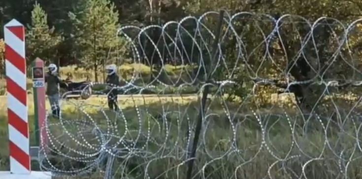 Przy granicy z Białorusią odnaleziono ciało Syryjczyka. Sprawę bada prokuratura  - zdjęcie