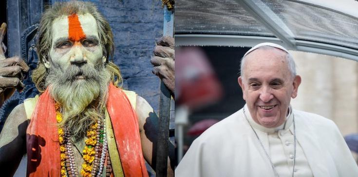 Papież zakazuje ,,Mszy łacińskiej'', a co z kontrowersyjnym ,,rytem hinduskim''?   - zdjęcie