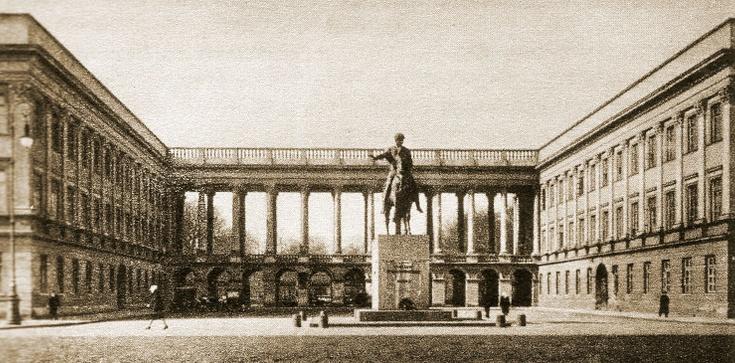 Posłowie zdecydowali ws. odbudowy Pałacu Saskiego! - zdjęcie