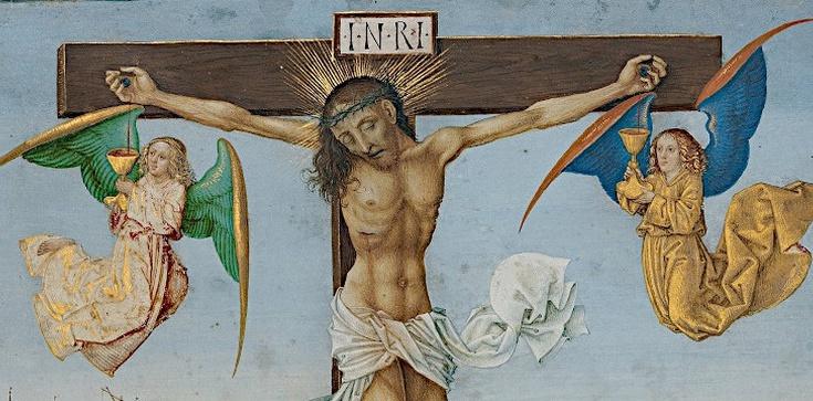 Lipiec - miesiąc adoracji Najdroższej Krwi Chrystusa  - zdjęcie