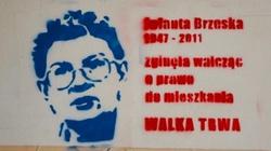 Śp. Jolanta Brzeska została Honorowym Obywatelem Warszawy  - miniaturka