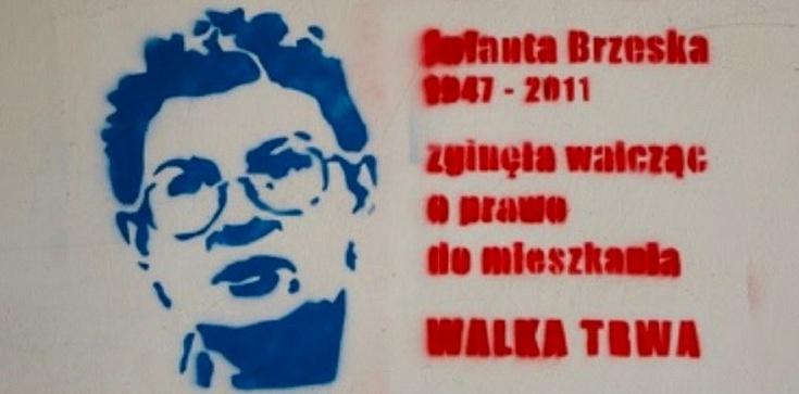 Śp. Jolanta Brzeska została Honorowym Obywatelem Warszawy  - zdjęcie