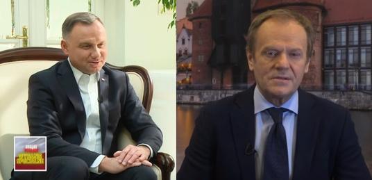 Prezydent bezlitośnie podsumował Tuska: Wymiękł - miniaturka