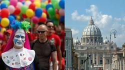 Watykan odrzuca terapię konwersyjną dla homoseksualistów?!  - miniaturka