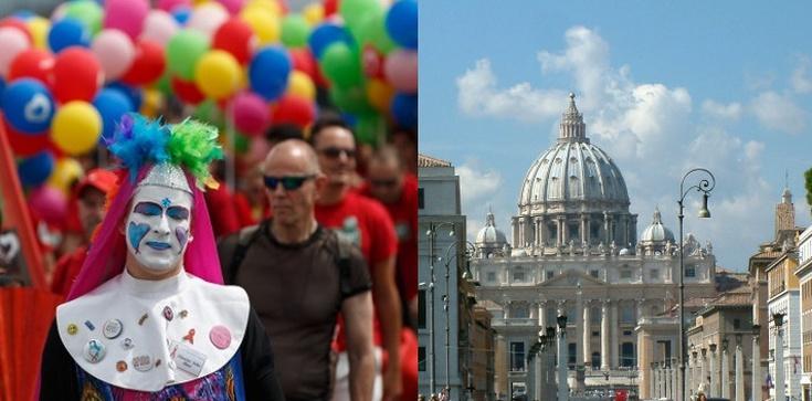Watykan odrzuca terapię konwersyjną dla homoseksualistów?!  - zdjęcie