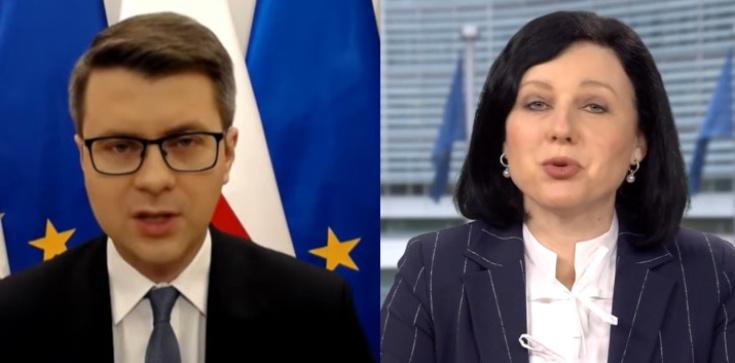 Polska odpowiada na ultimatum KE! ,,O kompetencjach UE mówią traktaty''  - zdjęcie