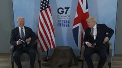 Bezpieczniejszy i bardziej dostatni świat. Biden i Johnson podpisali ,,nową Kartę Atlantycką''  - miniaturka