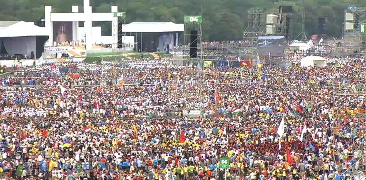 Światowe Dni Młodzieży – rozpoczęte! Kard. Dziwisz: Witam was w mieście Jana Pawła II - zdjęcie