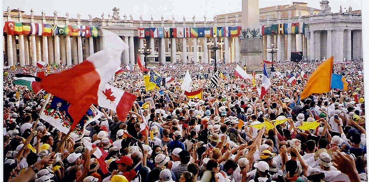 Na Światowe Dni Młodych może przyjechać 2 miliony osób! - zdjęcie