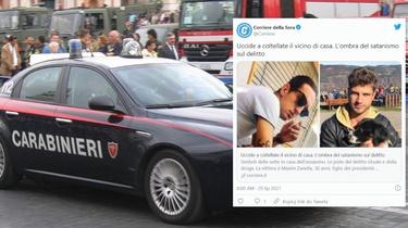Włochy. Młody Polak dopuścił się morderstwa ,,na tle satanistycznym''  - miniaturka