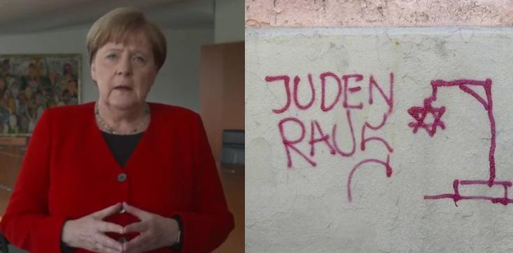 Fala ataków na synagogi w Niemczech. Antysemityzm wciąż się nasila - zdjęcie