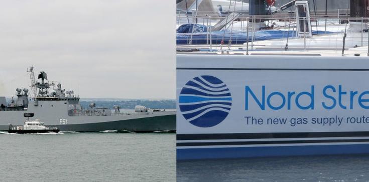 Rosja ściągnie flotę na Bałtyk? Ochrona NS2 będzie idealnym pretekstem  - zdjęcie