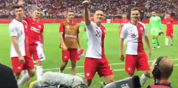 MAMY TO!!! Polska wygrała z Izraelem 4:0 - zdjęcie