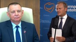 Tusk obiecuje Banasiowi ochronę. ,,Potraktujemy go jak świadka koronnego'' - miniaturka