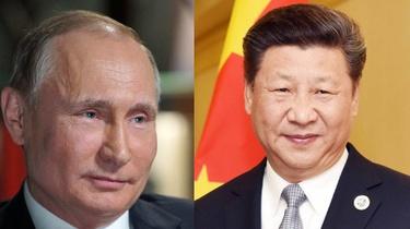 Wspólne manewry Rosji i Chin. Co na to Biden? - miniaturka
