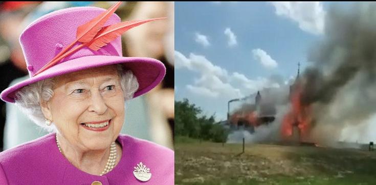 Czy królowa Elżbieta II wspiera palenie kościołów w Kanadzie? - zdjęcie