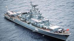 Rosyjska flota wojenna wpłynęła na Morze Czarne - miniaturka
