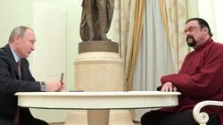 Seagal oskarżony o gwałt. Nie pomoże nawet Putin? - miniaturka