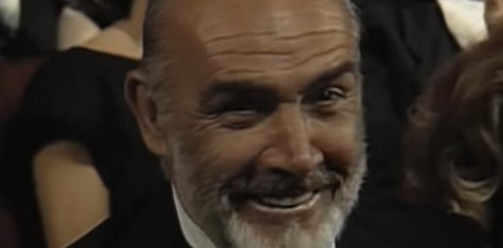 Nie żyje Sean Connery - zdjęcie