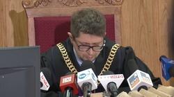 Były sędzia Łączewski usłyszy zarzuty? - miniaturka