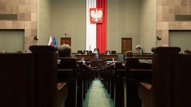 Lidia Staroń z miażdżącą przewagą bez głosów Porozumienia. Kto wsparł PiS?  - miniaturka