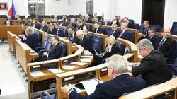 Skandaliczna uchwała przyjęta w Senacie. ,,Weto godzi w interesy Polski''  - miniaturka