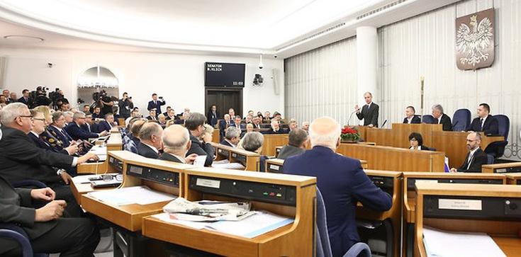 Ustawa dezubekizacyjna: nie zgłoszono poprawek w senackiej komisji  - zdjęcie