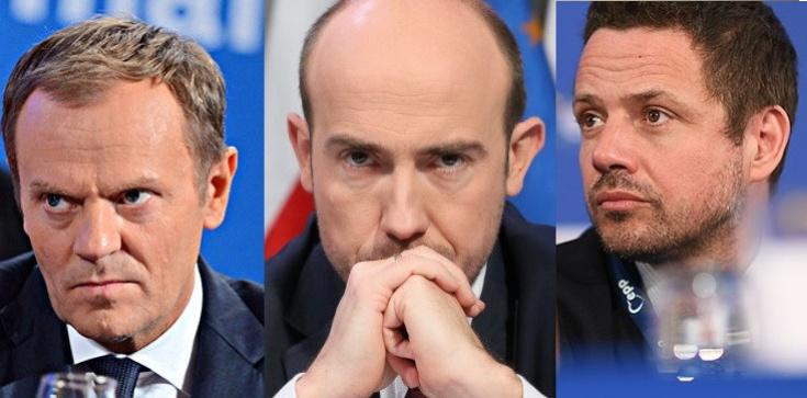 Wojna trzech tenorów w PO. Rozłam w Platformie? - zdjęcie