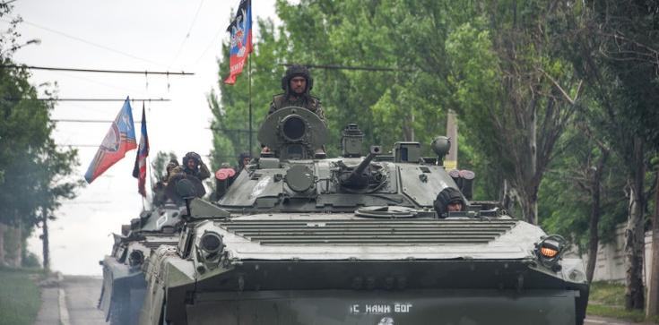 Wielkie manewry wojskowe w Donieckiej Republice Ludowej - zdjęcie