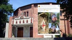 ,,Dokąd zmierza ten świat?''. Kolejny atak na katolicki kościół w Szczecinie  - miniaturka
