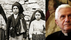 III Tajemnica Fatimska mówi o przeszłości? Wyjaśnia kard. Ratzinger  - miniaturka
