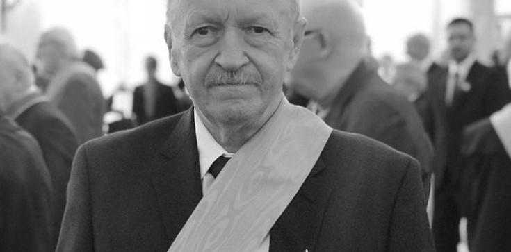 Odszedł prof. Andrzej Pityński - zdjęcie