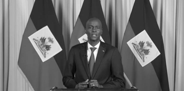 Zamordowano prezydenta Haiti. Dramatyczna sytuacja w kraju - zdjęcie