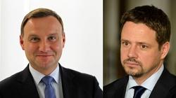 II tura wyborów. Andrzej Duda pokonuje Rafała Trzaskowskiego w pierwszym sondażu powyborczym! - miniaturka