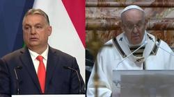 ,,Musimy chronić Kościół!''. Viktor Orbán spotka się z papieżem Franciszkiem  - miniaturka