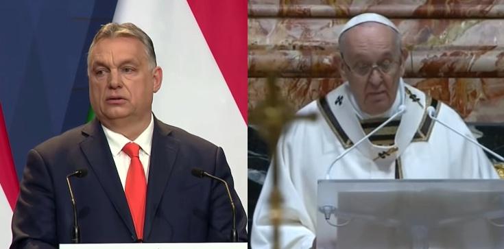 ,,Musimy chronić Kościół!''. Viktor Orbán spotka się z papieżem Franciszkiem  - zdjęcie