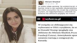 Shaded dla F: Decyzje Trumpa nie są dobre tylko dla USA, ale i Polski i całego świata - miniaturka