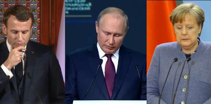 Danyłow: Za okupację Krymu częściowo odpowiadają Niemcy i Francja - zdjęcie