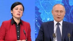 Wiceszefowa KE: Aby podzielić Europę, Putin zabija niewinnych ludzi - miniaturka