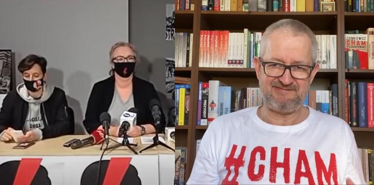 Hit! ,,Strajk Kobiet'' przedłuża ultimatum. Co jednak, jak Lewica nie posłucha? Ziemkiewicz: Lempart rzuci klątwę  - zdjęcie