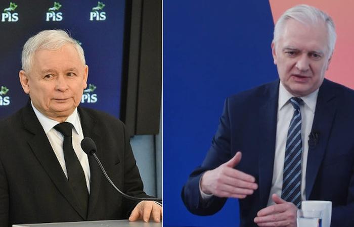 Pilna narada kierownictwa PiS. ,,Prezes zamroził kontakty z Gowinem'' - zdjęcie