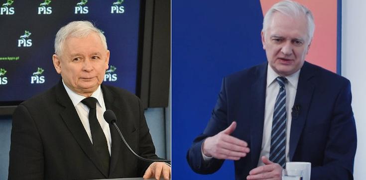 Nieoficjalnie: Gowin chce zostać w koalicji, ale… ma dwa warunki - zdjęcie