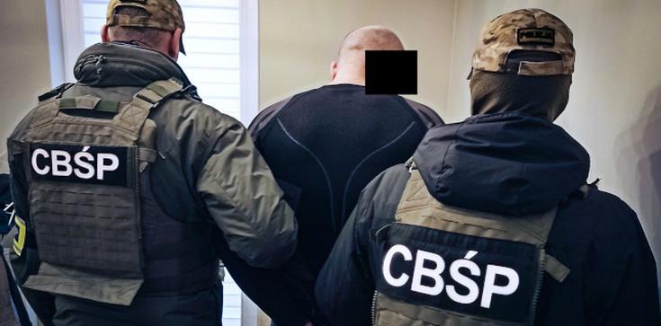 Cela plus. Wspólna akcja CBŚP i brytyjskiej policji. Rozbity gang sutenerów  - zdjęcie