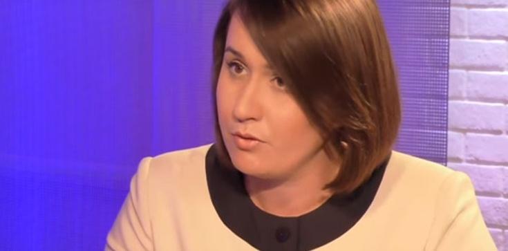 Anna Siarkowska o ataku nożownika na księdza: Odpowiedzialność moralną ponosi totalna opozycja - zdjęcie